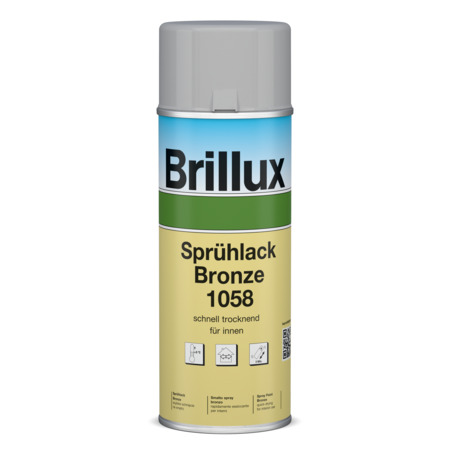Smalto spray bronzo 1058