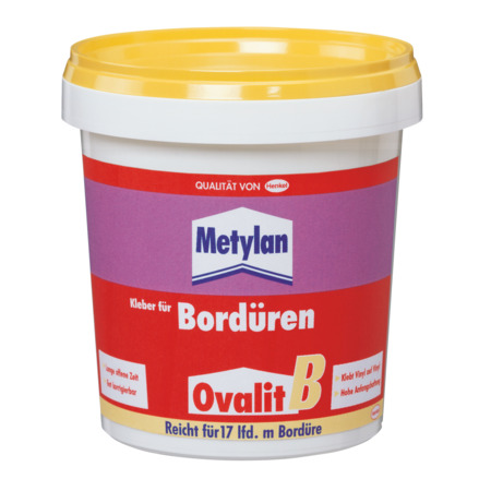 Metylan Ovalit B Collante per bordi decorativi 1549