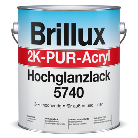 2K-PUR-Acryl Smalto ultra brillante 5740